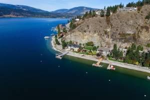 Okanagan waterfront living! 11-100 Kestrel Place, Vernon, BC (Okanagan Lake)
