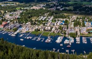 Salmon Arm and Sicamous