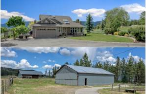 4671 South Grandview Flats Road, Armstrong, BC