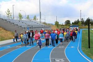 Vernon Relay For Life - June 11, 2016