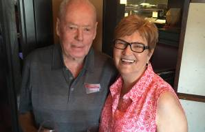 Retirement Celebration and a Fond Farewell