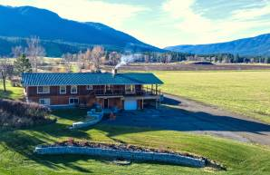5498 Highway 97, Westwold, BC