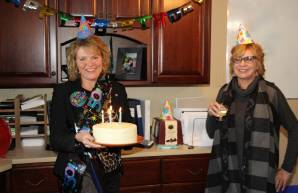 Happy 50th Birthday, Heather!
