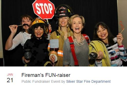 2017 Silver Star Fireman's FUN-raiser!