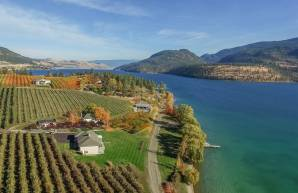Okanagan/Shuswap Real Estate Stats – October 2017