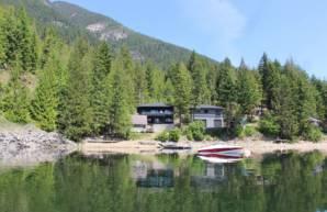 5846 Sunnybrae-Canoe Point Road, Tappen, BC