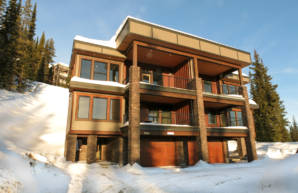 A 9866 Cathedral Drive, Silver Star, BC